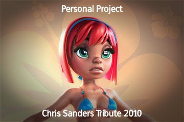 chris sander tribute